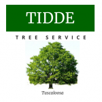 Tidde Tree Service Tuscaloosa Logo