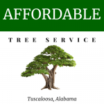 Affordable Tree Service Tuscaloosa Logo